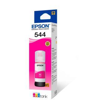 Botella de Tinta Epson 544 (T544320-AL) Magenta Original para 7,500 páginas.