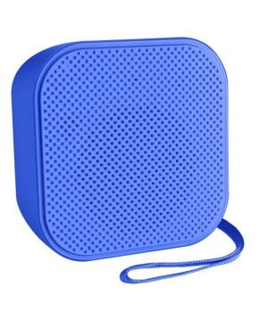 Bocina Mini Bluetooth con Reproductor MP3 Micro SD marca Steren.