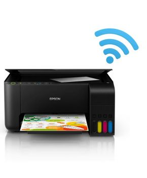 Impresora Multifuncional Epson Ecotank L3150 Color Inalámbrica