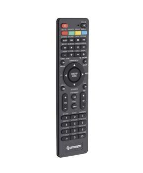Control Remoto Universal para TV o Smart TV marca Steren.