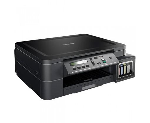 Impresora Multifuncional Brother DCP-T520W Inalámbrica de Tinta Continua.