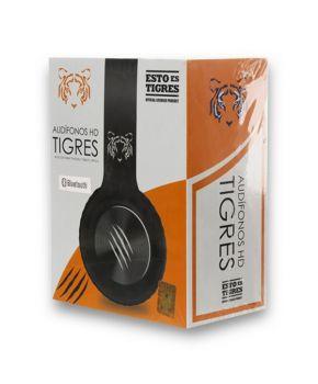 Audífonos de Diadema Bluetooth Manos libres Sonido HD Tigres