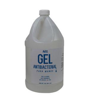 Gel Antibacterial para Manos de 4 Litros marca Avos