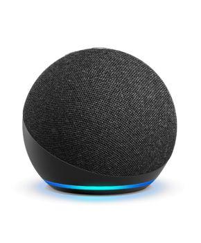 Bocina inteligente ECHO DOT 4ta Gen con Alexa, negra