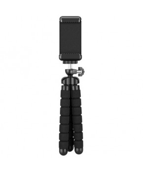 Tripié para celular o cámara digital, Flexible marca Steren