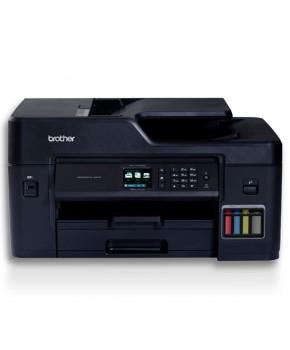 Impresora Multifuncional Brother MFC-T4500DW de Tinta continua inalambrica