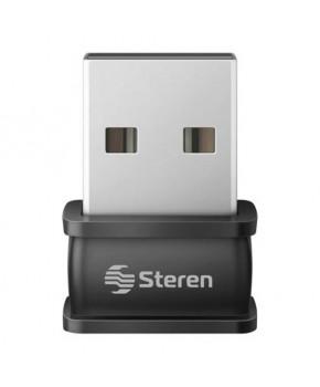 Adaptador USB nano Wi-Fi 2.4 GHz marca Steren