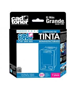 Cartucho de Tinta 49A (51649A) Tricolor Remanufacturado marca Cad Toner a intercambio para 350 páginas.
