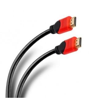 Cable de Alta Definición Elite Reforzado de 1.8 mts. marca Steren.