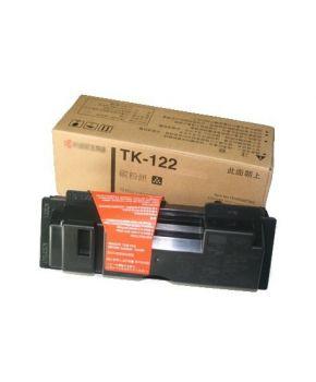Cartucho de Toner Kyocera TK-122 Negro Original para 7,200 páginas.