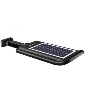 Lámpara Led con sensor de movimiento, panel solar y batería recargable marca Steren