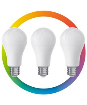 Foco LED Wi-Fi de 10 W, paquete C/3 marca Steren