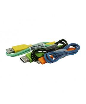 Cable de USB a MicroUSB 2.0, 1 pieza marca Manhattan