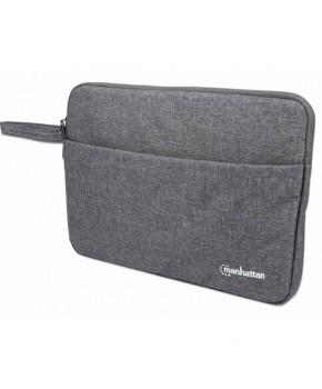 """Funda extra suave para dispositivo portátil de 14.5"""" marca Manhattan"""