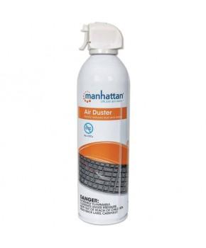 Aire Comprimido removedor de polvo de 256 ml. marca Manhattan