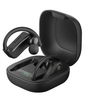 Audífonos Tipo FreePods Bluetooth Sport True Wireless marca Steren