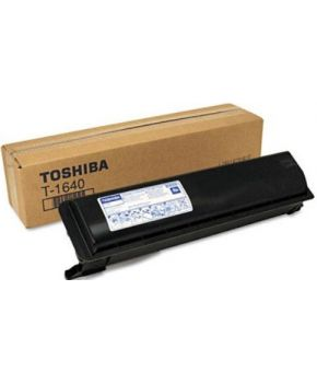 Cartucho de Toner Toshiba T-1640 Negro Original para 24,000 páginas.