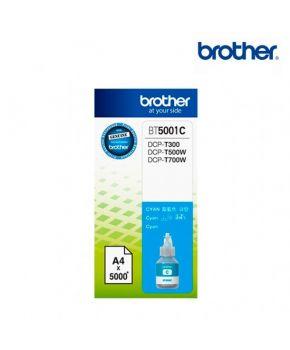 Bote de Tinta Original Brother BT5001 Cyan para 5000 Impresiones