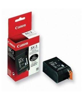 Cartucho de Tinta Canon BX-3 Negro Original para 550 páginas.