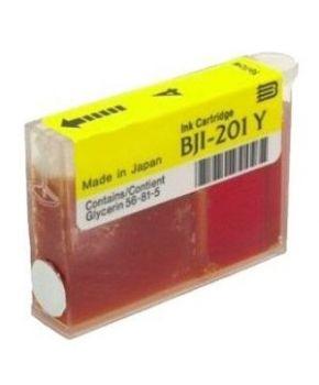 Cartucho amarillo original BJI-201Y