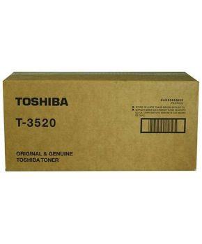 Cartucho de Toner Original Toshiba E-Studio T-3520 para 21,000 paginas