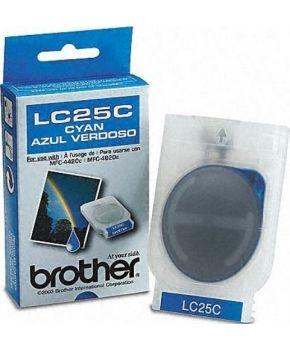 Cartucho de tinta para Brother LC-25 Cyan marca OA-100