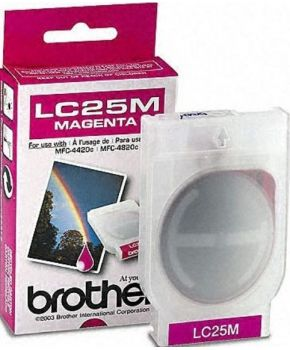 Cartucho de tinta para Brother LC-25 Magenta marca OA-100