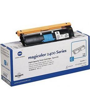 Toner Magicolor 2400/ 2430 Cyan Original alto rendimiento