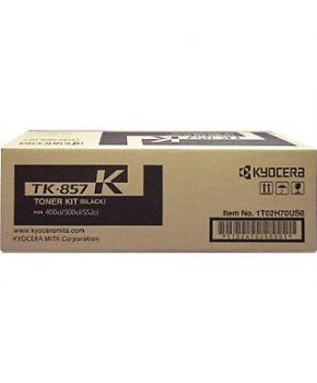 Toner Original Kyocera TK-857K para 25,000 paginas