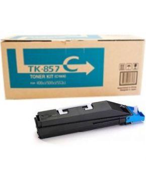Toner Original Kyocera TK-857C para 18,000 paginas