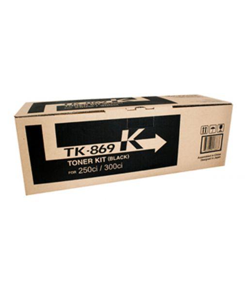 Toner Original Kyosera CS250/CS300 Negro para 20,000 impresiones