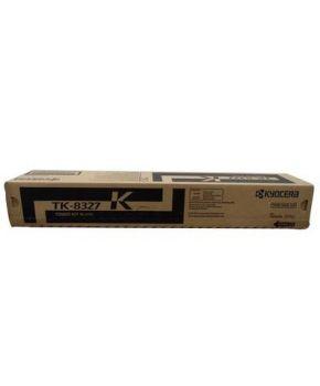 Toner Original Kyocera TK-8327 Negro para 18,000 impresiones.