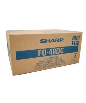 Kit de toner / revelador Sharp 4800 original (sobre pedido)