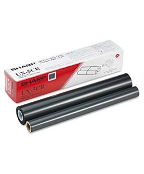 Cinta de transferencia thermica Sharp UX3CR Original. (Caja c/2 rollos)