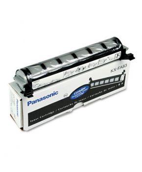 Cartucho de toner KXFA-83 Panasonic Original 1 pza