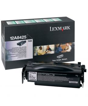 Cartucho Lexmark Optra T430 Original rendimiento alto 12,000 pgs