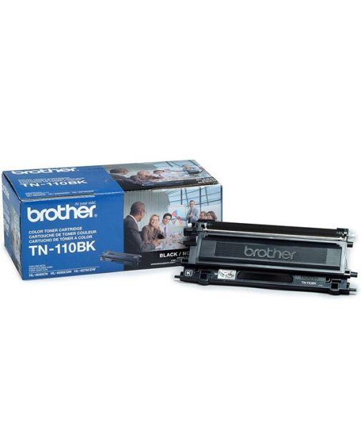 Toner Brother Negro TN-110 Original para 2500 Impresiones.