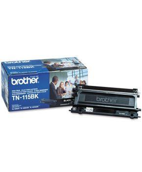 Toner Brother Negro TN-115 Original para 5000 Impresiones.
