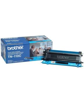 Toner Brother Cyan TN-110 Original para 1500 Impresiones.
