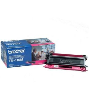 Toner Brother Magenta TN-110 Original para 1500 Impresiones.