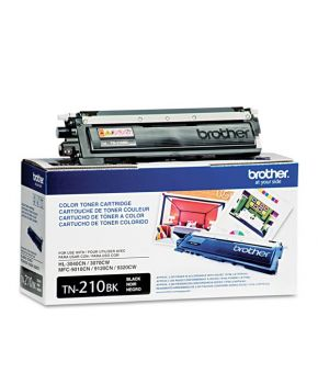 Toner Original Brother Negro TN-210  2200 pag