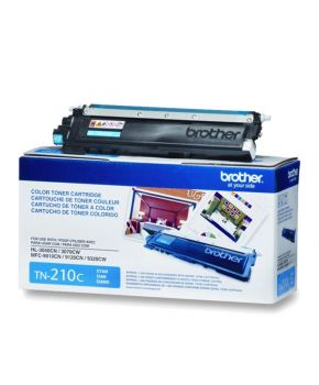 Toner Original Brother Cyan TN-210  1400 pag