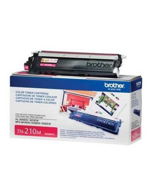 Toner Original Brother Magenta TN-210  1400 pag