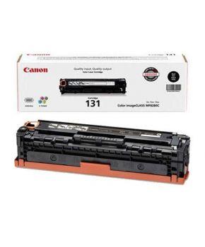 Toner Original Canon 131 Negro para 1,400 impresiones.