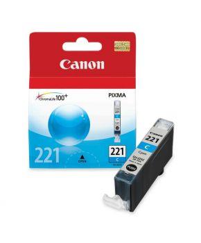 Cartucho de Tinta Cyan Canon CL-221 Original