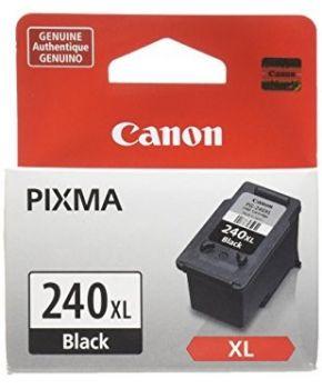 Cartucho de Tinta Negro Canon PG-240XL Original Alto Rendimiento para 300 impresiones