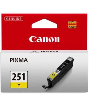 Cartucho de Tinta Amarillo Canon CLI-251