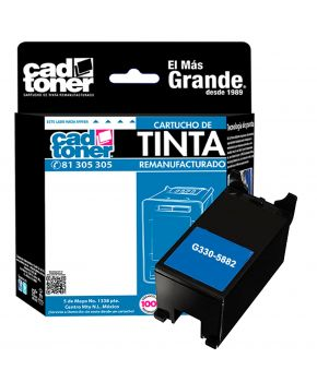Cartucho Remanufacturado de Tinta Dell Series 21/ 22/ 23/ 24 Color Remanufacturado Generacion 2