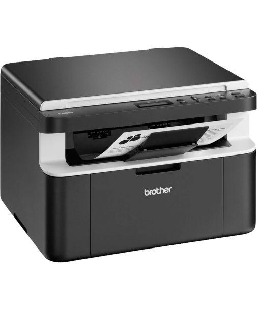 Impresora Multifuncional Monocrom 225 Tica Brother Dcp 1617nw