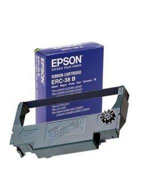 Cinta Matriz de Puntos Epson ERC-38 Negra Original